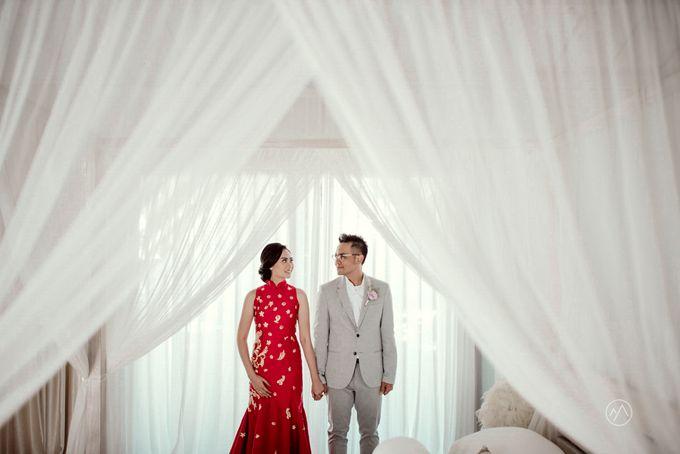 The Wedding of Stella & Fajar by Bali Eve Wedding & Event Planner - 007