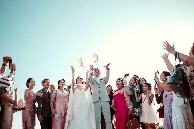 The Wedding of Stella & Fajar by Bali Eve Wedding & Event Planner - 021