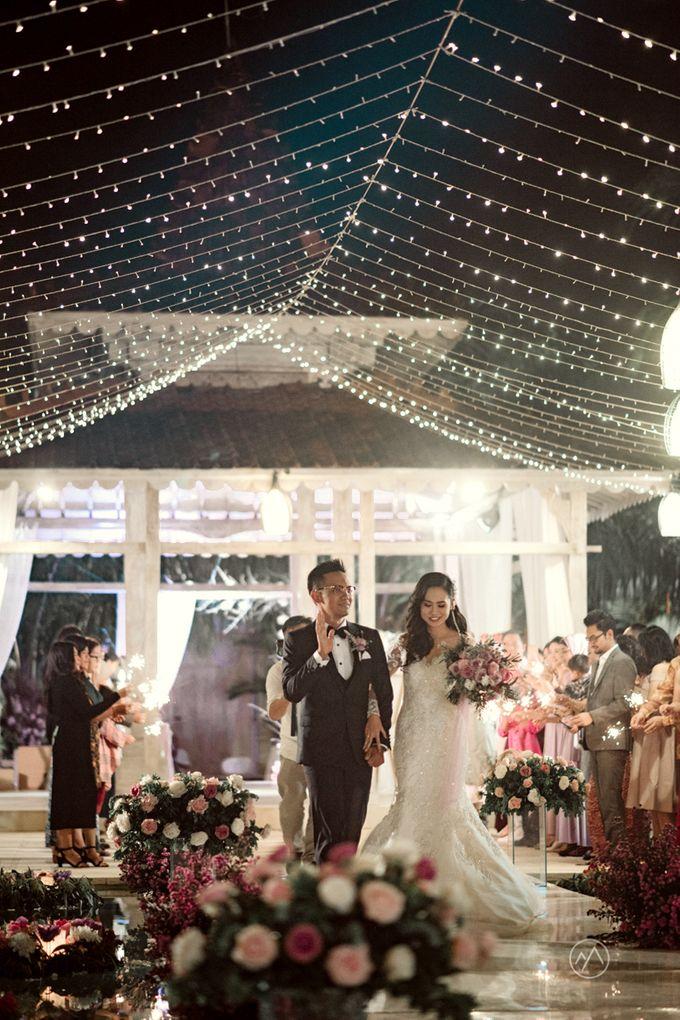 The Wedding of Stella & Fajar by Bali Eve Wedding & Event Planner - 037