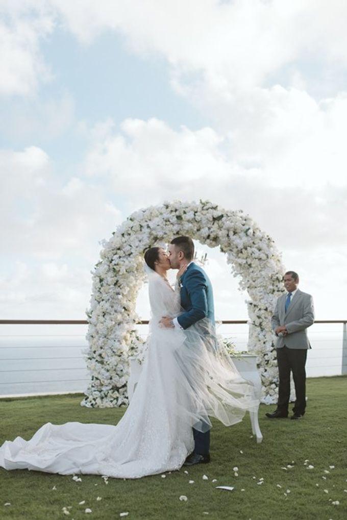 Wedding Asheeq & Vira by Bali Izatta Wedding Planner & Wedding Florist Decorator - 012