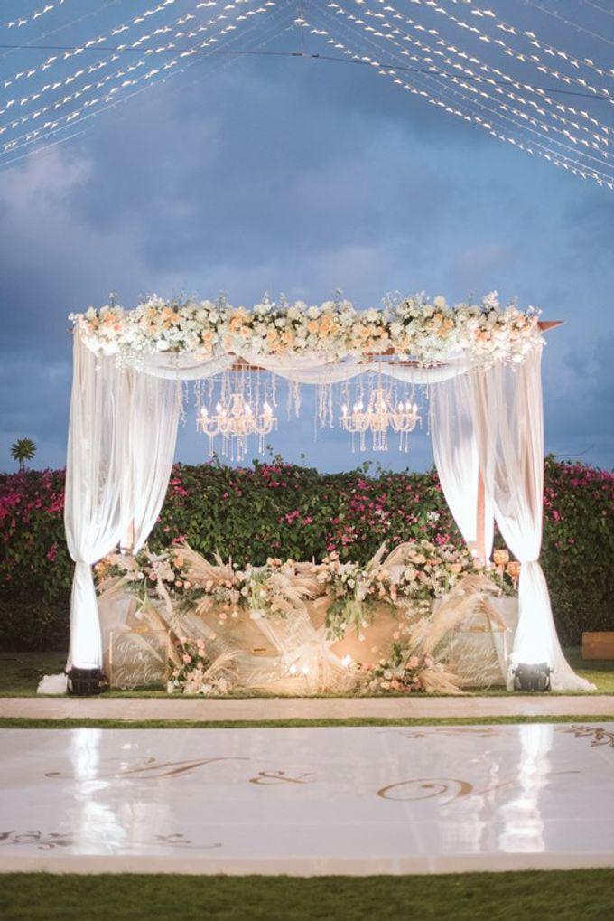 Wedding Asheeq & Vira by Bali Izatta Wedding Planner & Wedding Florist Decorator - 011