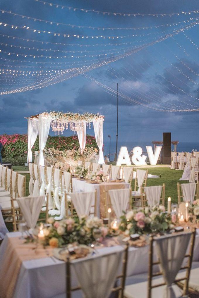 Wedding Asheeq & Vira by Bali Izatta Wedding Planner & Wedding Florist Decorator - 013
