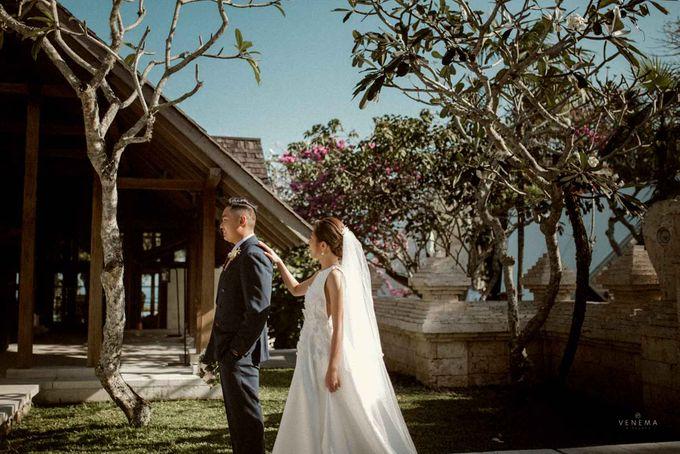 The Wedding of Rachel & Sam by Bali Eve Wedding & Event Planner - 012