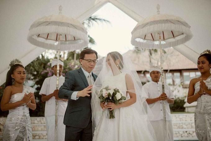 The Wedding of Rachel & Sam by Bali Eve Wedding & Event Planner - 020
