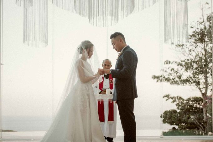 The Wedding of Rachel & Sam by Bali Eve Wedding & Event Planner - 022