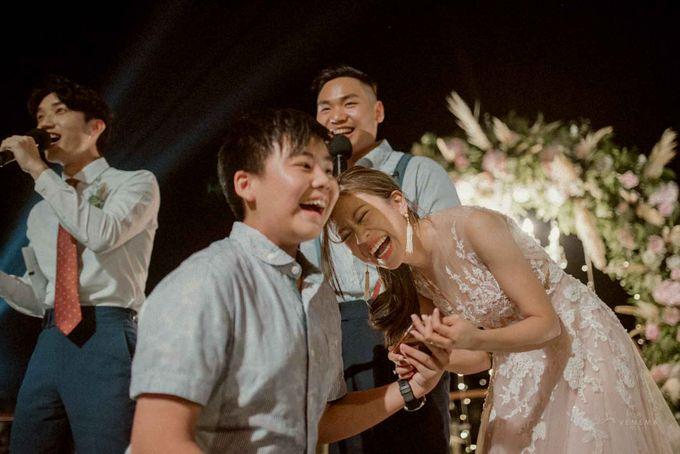 The Wedding of Rachel & Sam by Bali Eve Wedding & Event Planner - 036