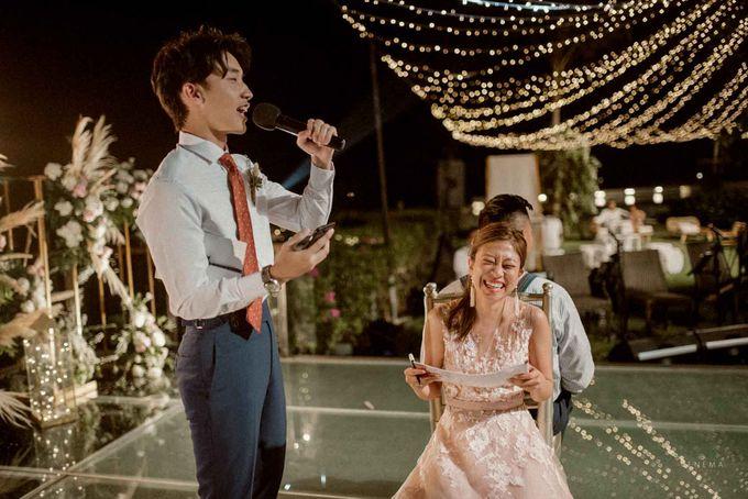 The Wedding of Rachel & Sam by Bali Eve Wedding & Event Planner - 034