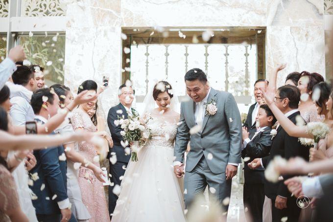 Stervan and Hannah Wedding at Sofitel Nusa Dua by Sofitel Bali Nusa Dua Beach Resort - 014