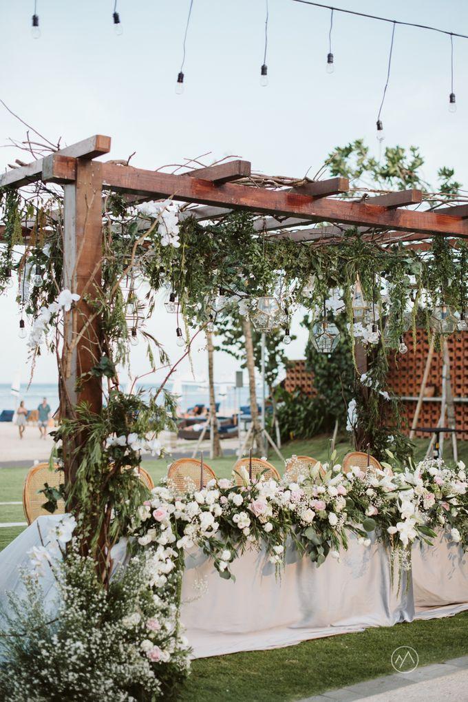Stervan and Hannah Wedding at Sofitel Nusa Dua by Sofitel Bali Nusa Dua Beach Resort - 015