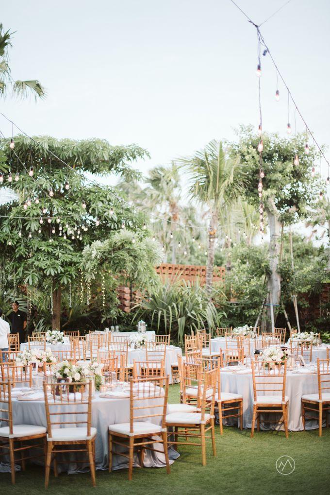 Stervan and Hannah Wedding at Sofitel Nusa Dua by Sofitel Bali Nusa Dua Beach Resort - 017