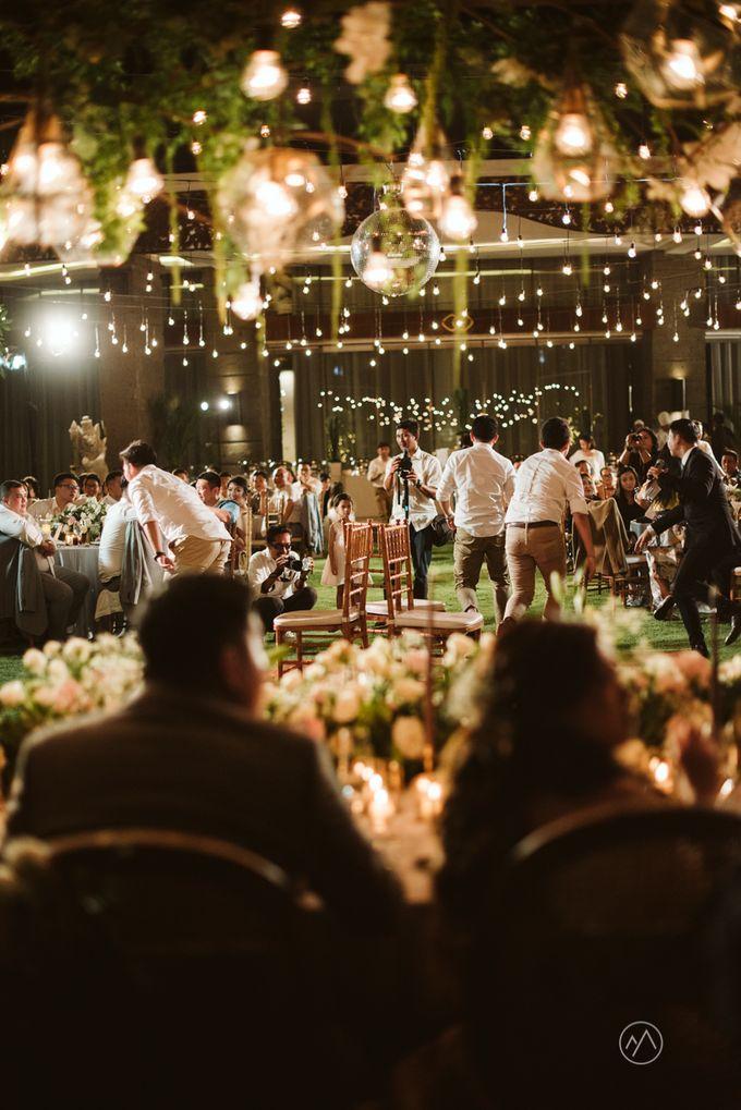 Stervan and Hannah Wedding at Sofitel Nusa Dua by Sofitel Bali Nusa Dua Beach Resort - 021