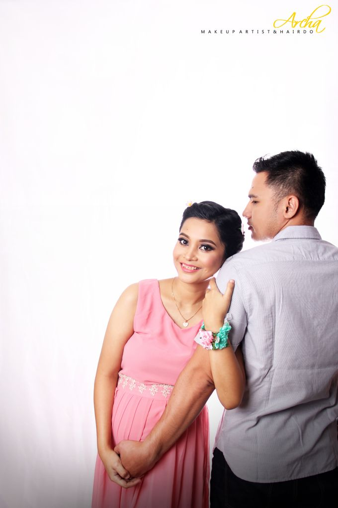 Maternity Photoshoot by Archa makeup artist - 011