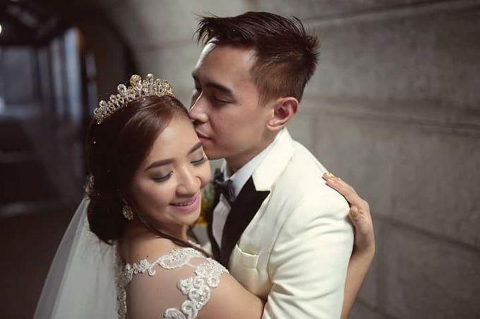 Wedding /Bridal MAKEOVER  by PROFESSIONAL HD MAKEUP BY BENJBASTE (BenyoumakeoverArtistry) - 002