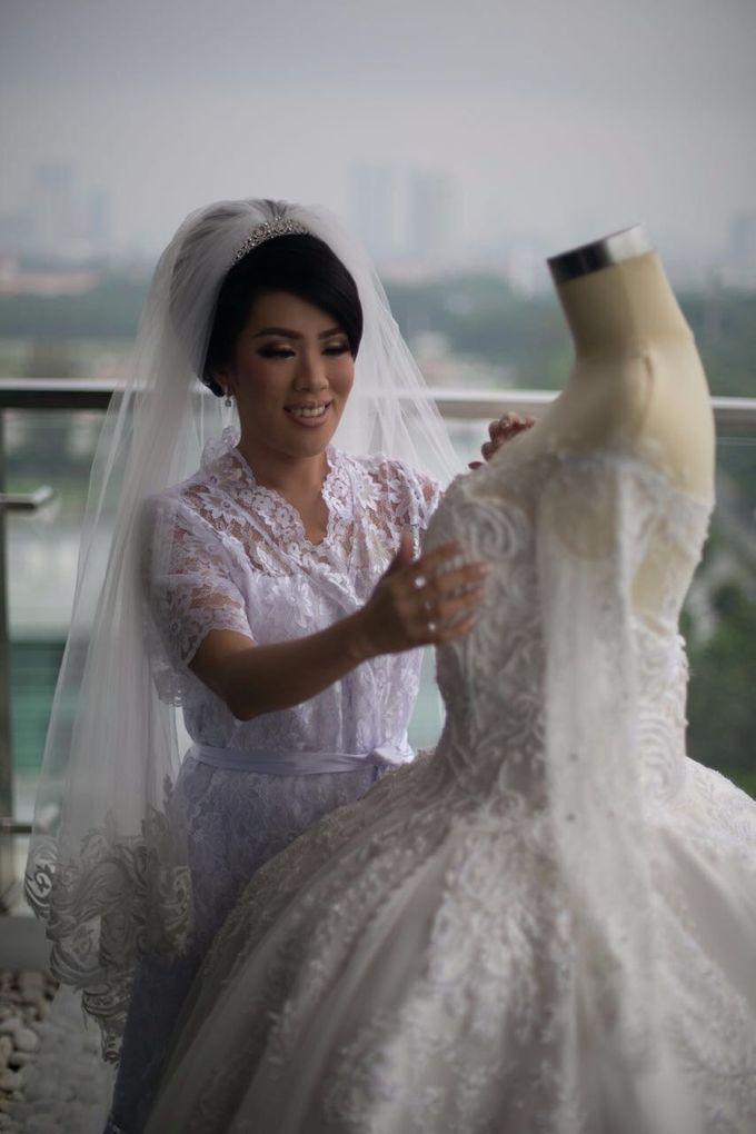 Wedding Oki & Elvi by Fenny Yang Wedding Planner - 010
