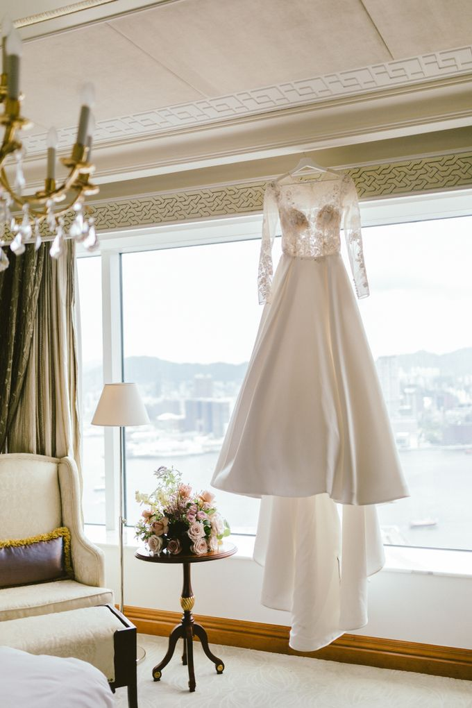 Styled Vow Renewal with a touch of Old World Romance by AF Atelier - 001