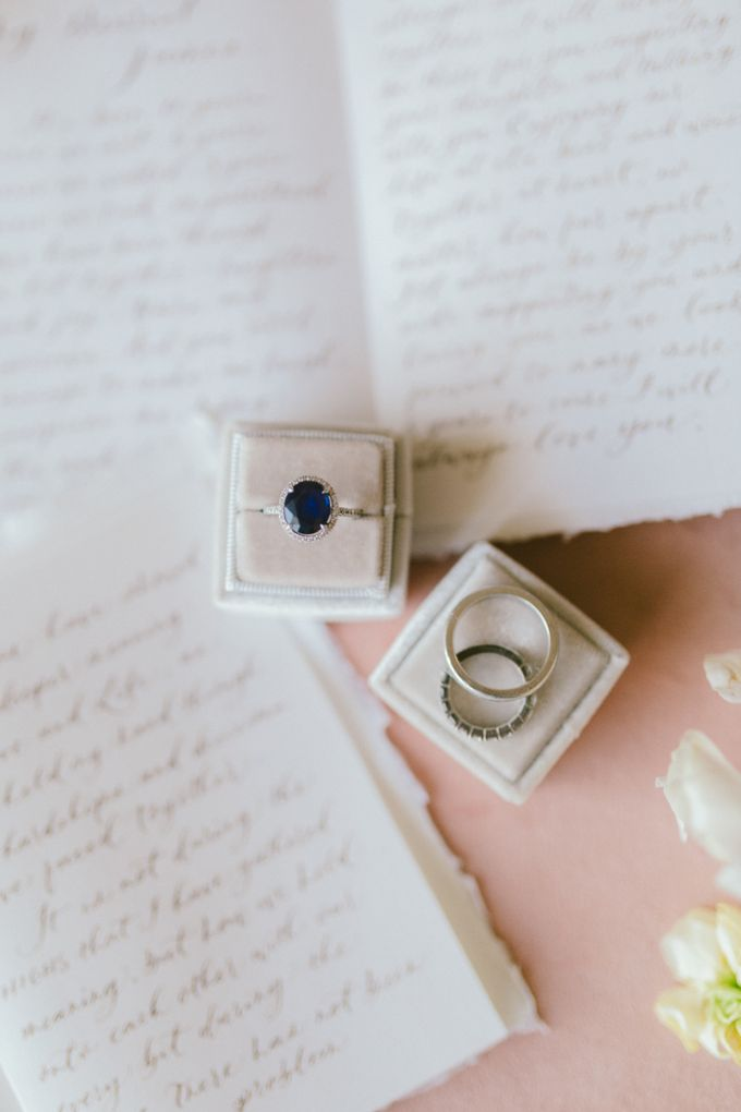 Styled Vow Renewal with a touch of Old World Romance by AF Atelier - 002