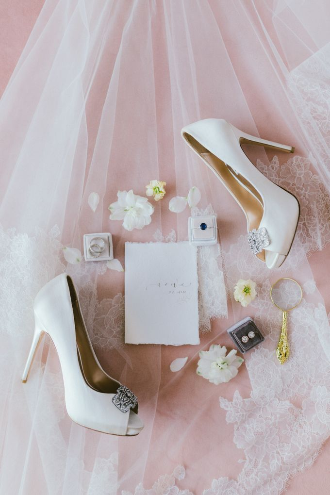 Styled Vow Renewal with a touch of Old World Romance by AF Atelier - 003