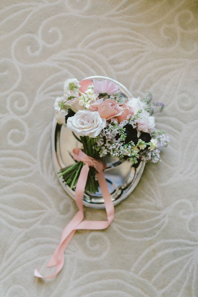 Styled Vow Renewal with a touch of Old World Romance by AF Atelier - 006