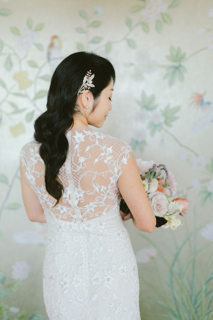 Styled Vow Renewal with a touch of Old World Romance by AF Atelier - 018