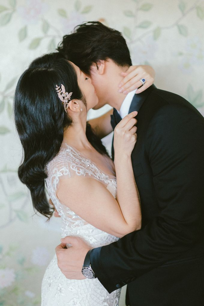 Styled Vow Renewal with a touch of Old World Romance by AF Atelier - 020
