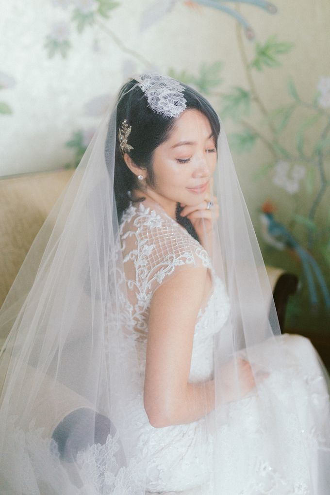 Styled Vow Renewal with a touch of Old World Romance by AF Atelier - 024
