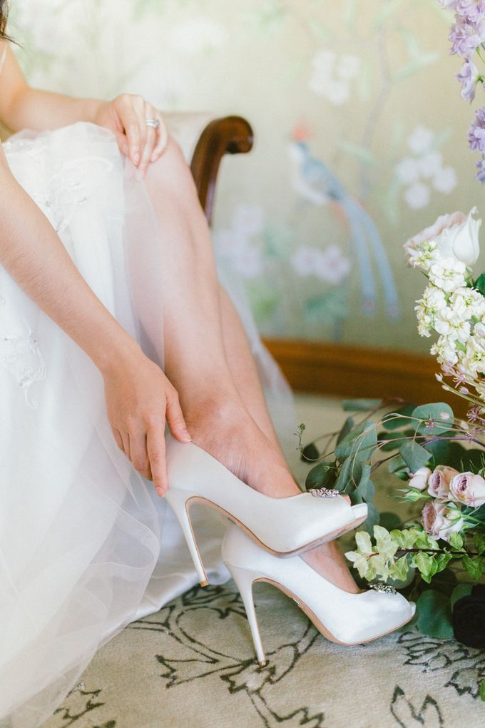 Styled Vow Renewal with a touch of Old World Romance by AF Atelier - 027