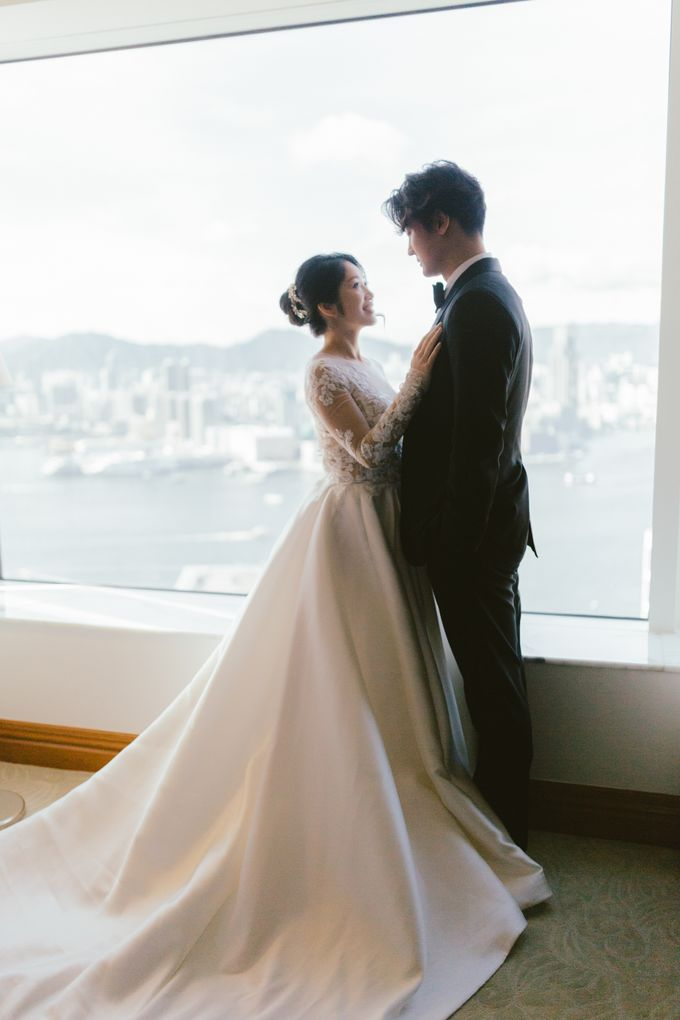 Styled Vow Renewal with a touch of Old World Romance by AF Atelier - 034