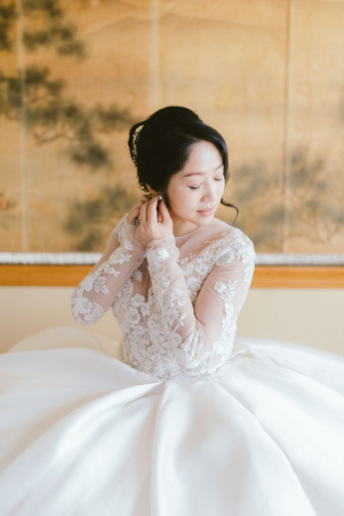 Styled Vow Renewal with a touch of Old World Romance by AF Atelier - 036