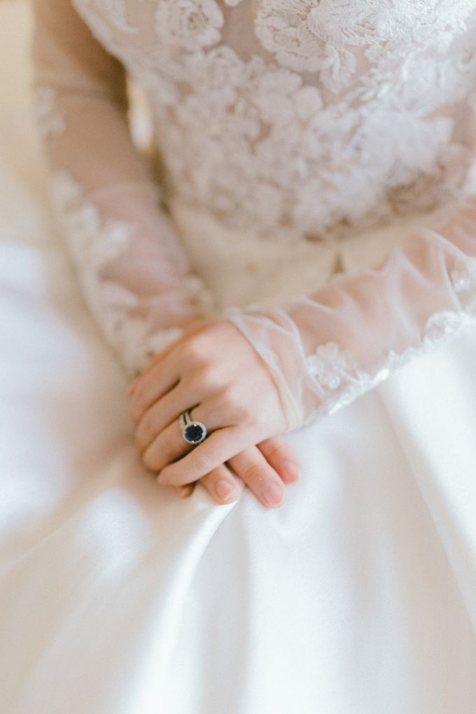 Styled Vow Renewal with a touch of Old World Romance by AF Atelier - 037
