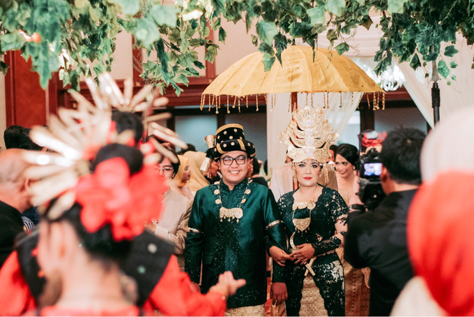 The Wedding of Fikri & Sandra by Voyage Entertainment - 001
