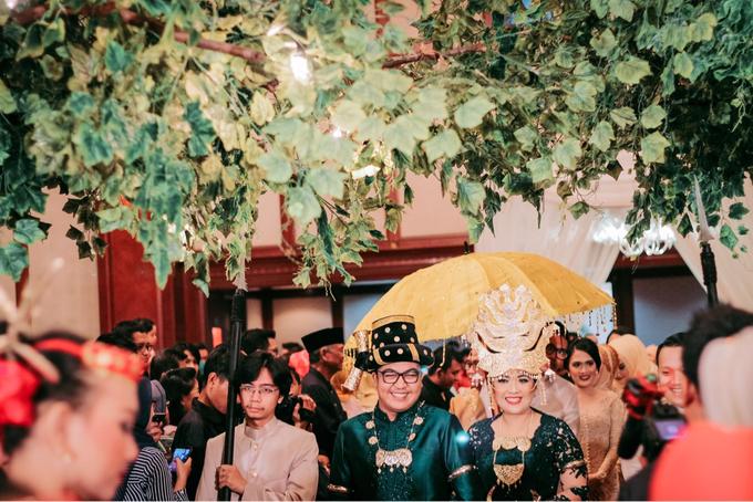 The Wedding of Fikri & Sandra by Voyage Entertainment - 002