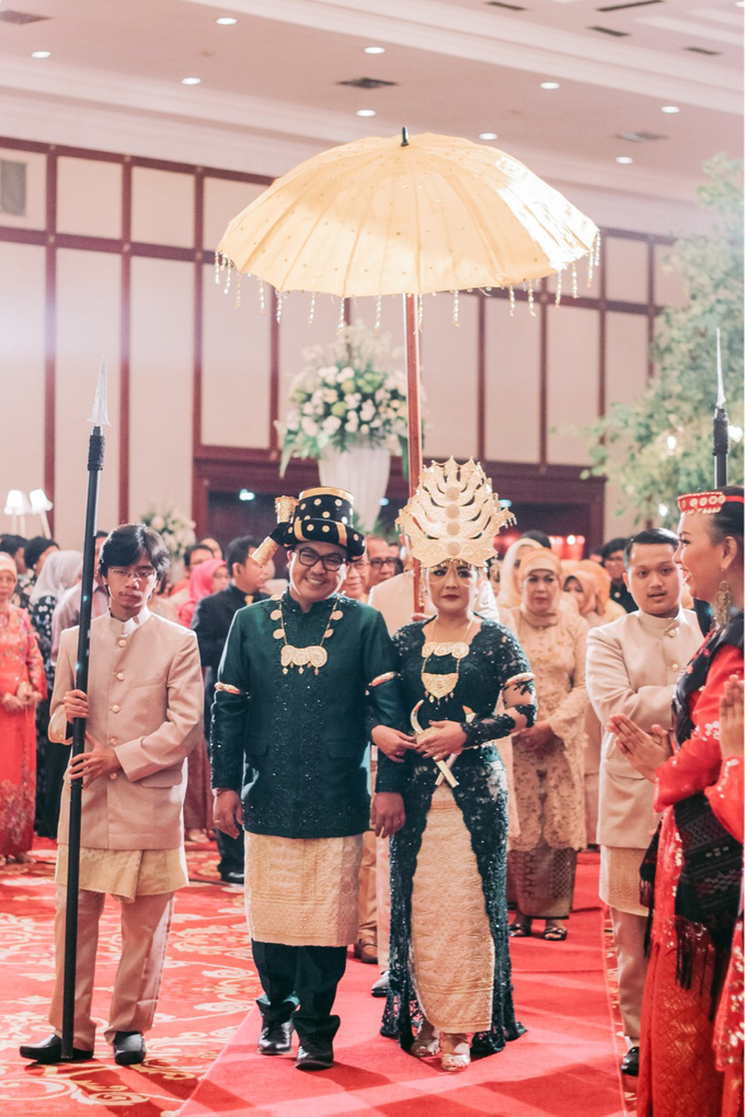 The Wedding of Fikri & Sandra by Voyage Entertainment - 005