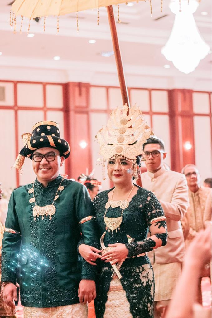The Wedding of Fikri & Sandra by Voyage Entertainment - 004