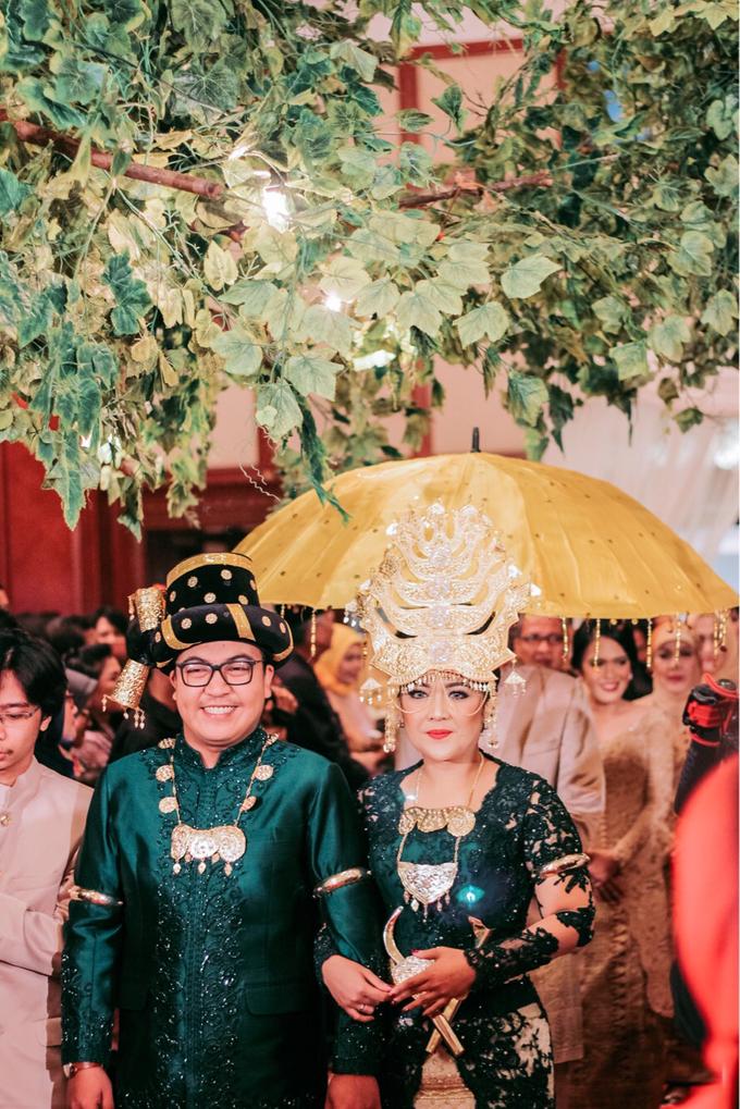 The Wedding of Fikri & Sandra by Voyage Entertainment - 003