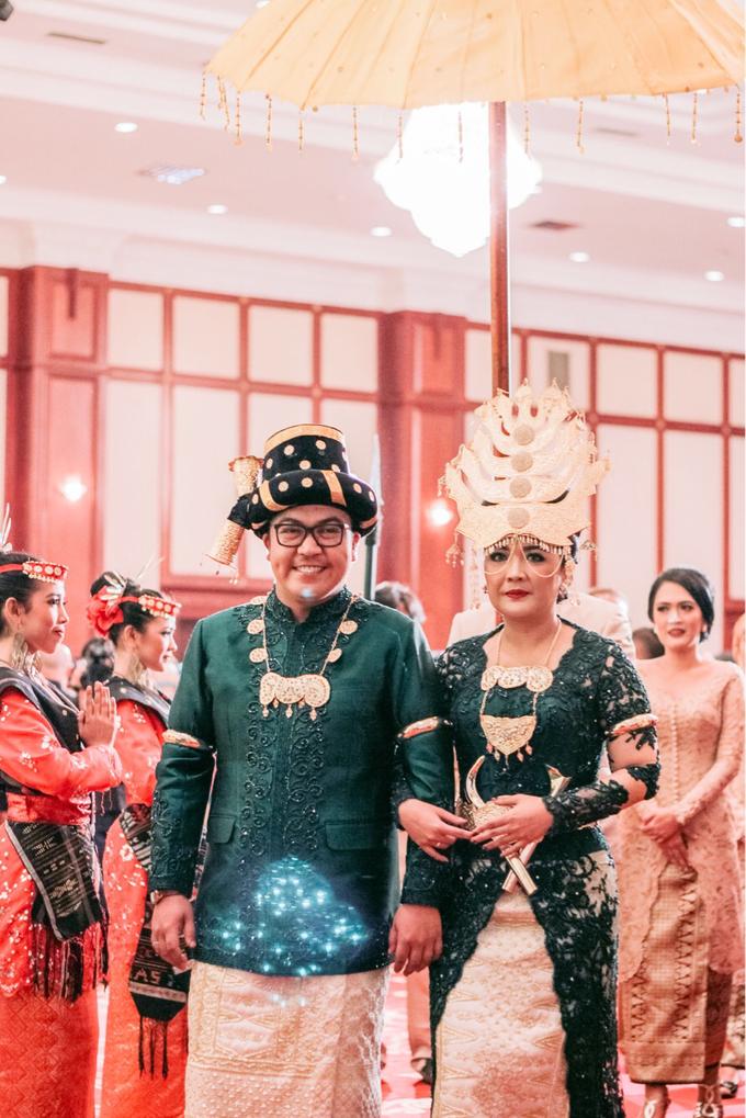 The Wedding of Fikri & Sandra by Voyage Entertainment - 006