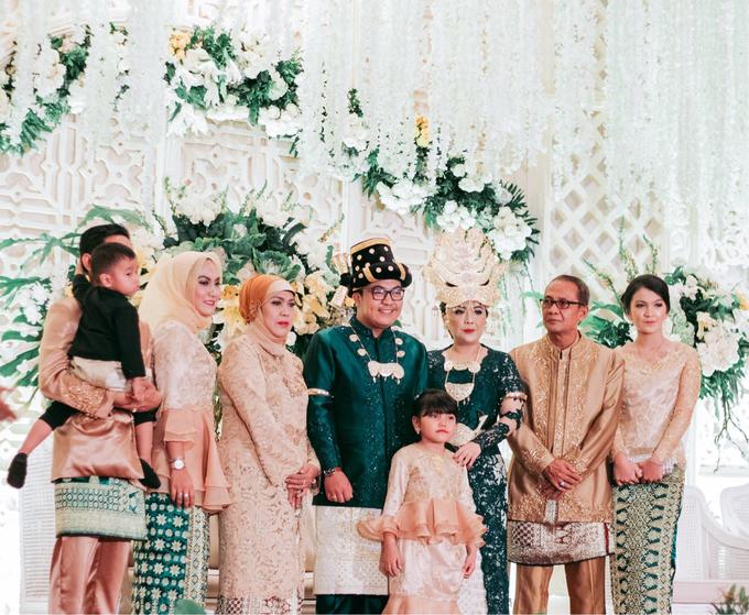 The Wedding of Fikri & Sandra by Voyage Entertainment - 008