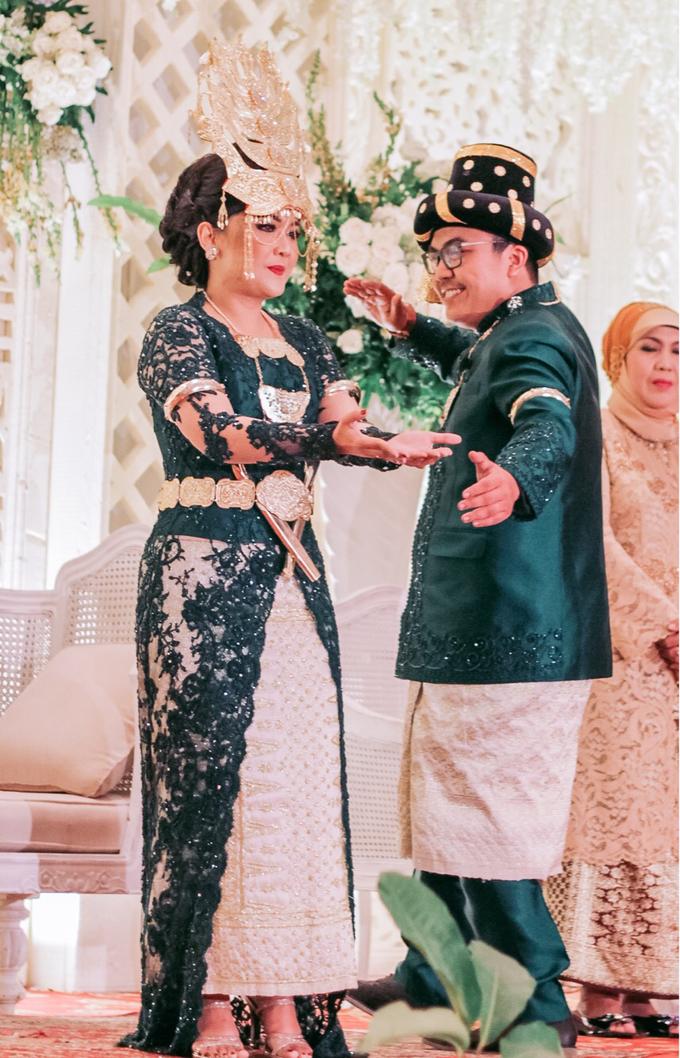 The Wedding of Fikri & Sandra by Voyage Entertainment - 009