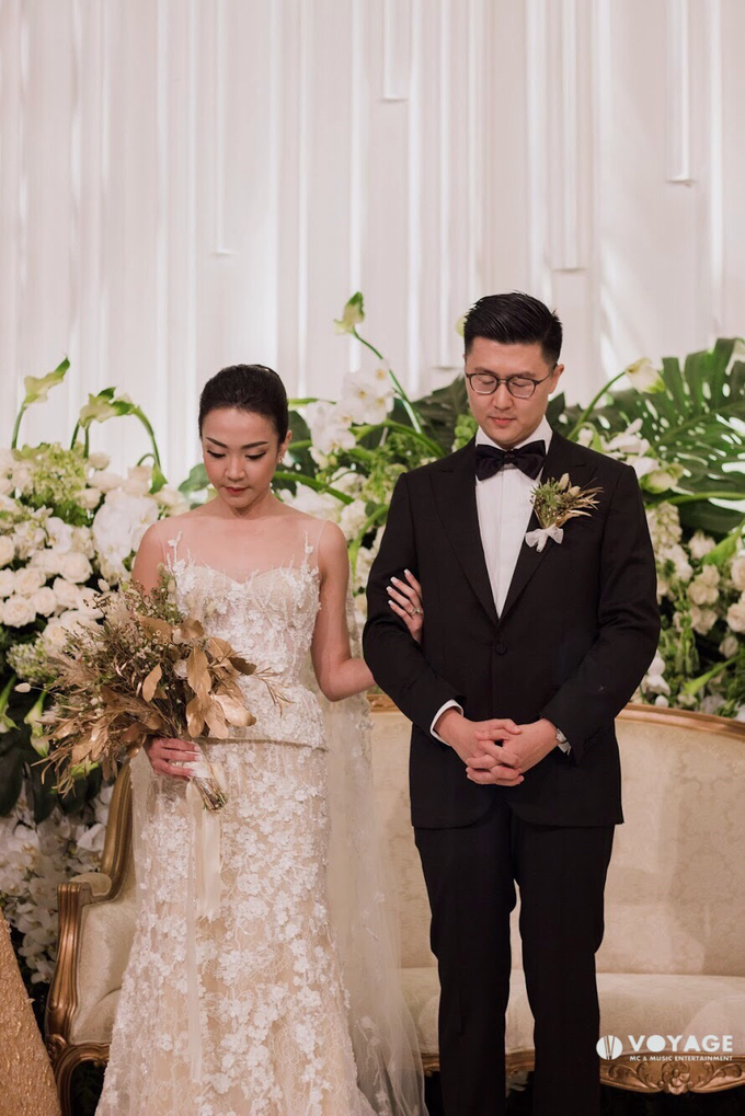 THE WEDDING OF DANIEL & CLARISA by Voyage Entertainment - 005