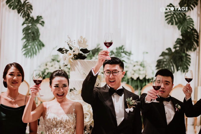 THE WEDDING OF DANIEL & CLARISA by David Salim Photography - 001
