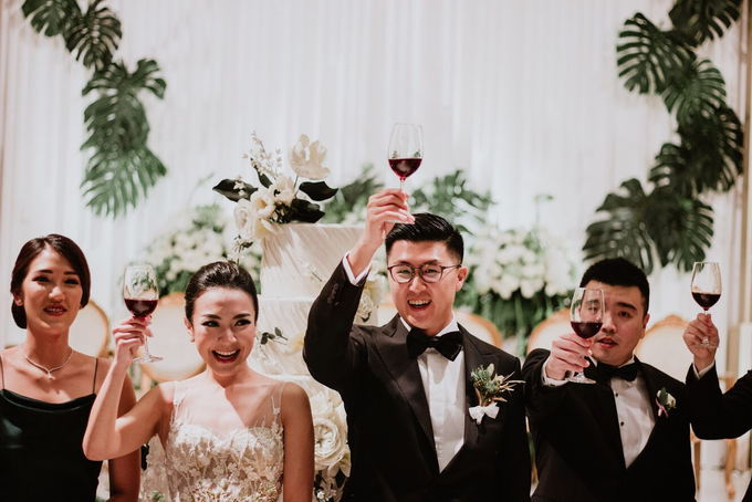 THE WEDDING OF DANIEL & CLARISA by Voyage Entertainment - 012