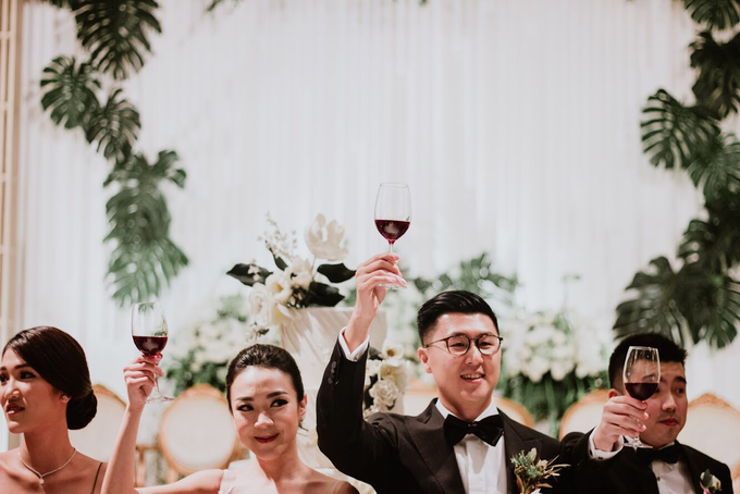 THE WEDDING OF DANIEL & CLARISA by Voyage Entertainment - 014