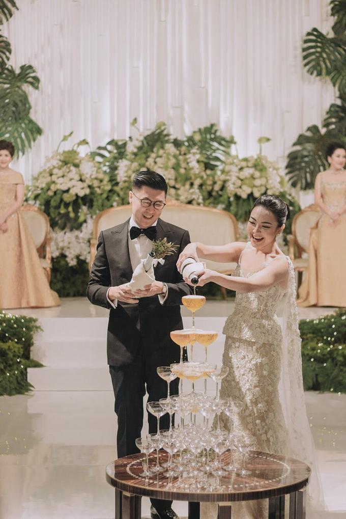THE WEDDING OF DANIEL & CLARISA by David Salim Photography - 003