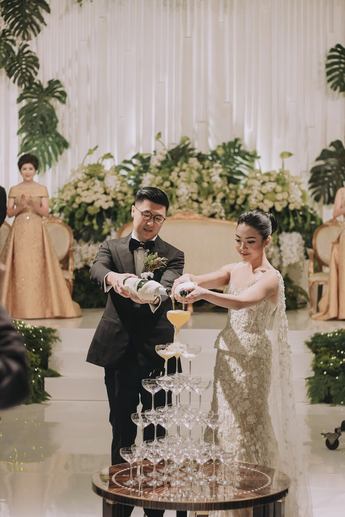 THE WEDDING OF DANIEL & CLARISA by Voyage Entertainment - 016