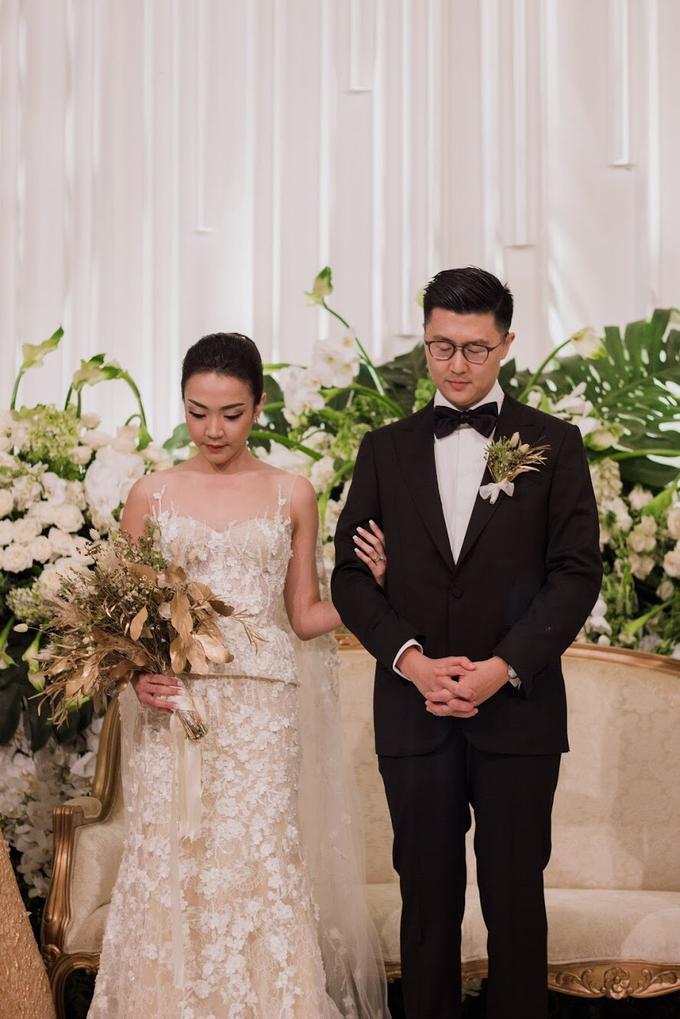 THE WEDDING OF DANIEL & CLARISA by David Salim Photography - 004