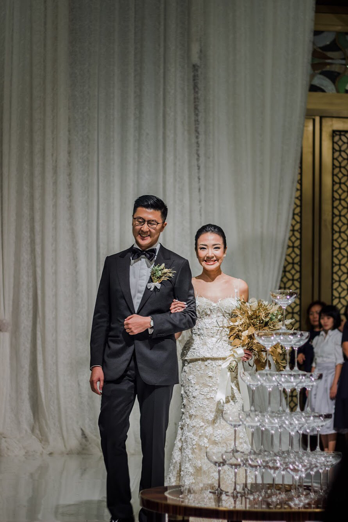 THE WEDDING OF DANIEL & CLARISA by Voyage Entertainment - 020