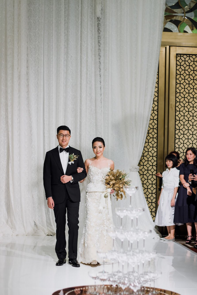 THE WEDDING OF DANIEL & CLARISA by Voyage Entertainment - 021