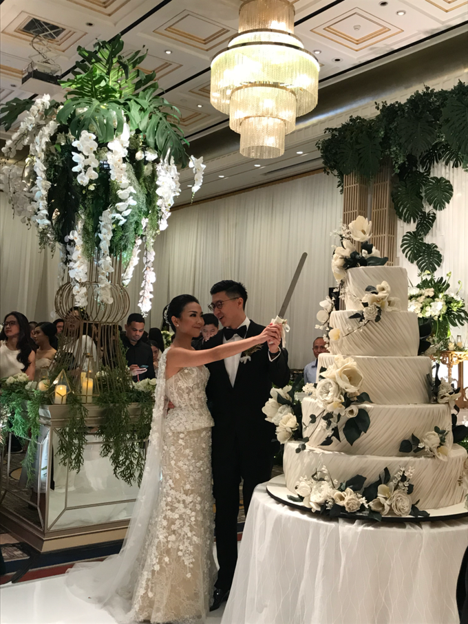 THE WEDDING OF DANIEL & CLARISA by Voyage Entertainment - 025