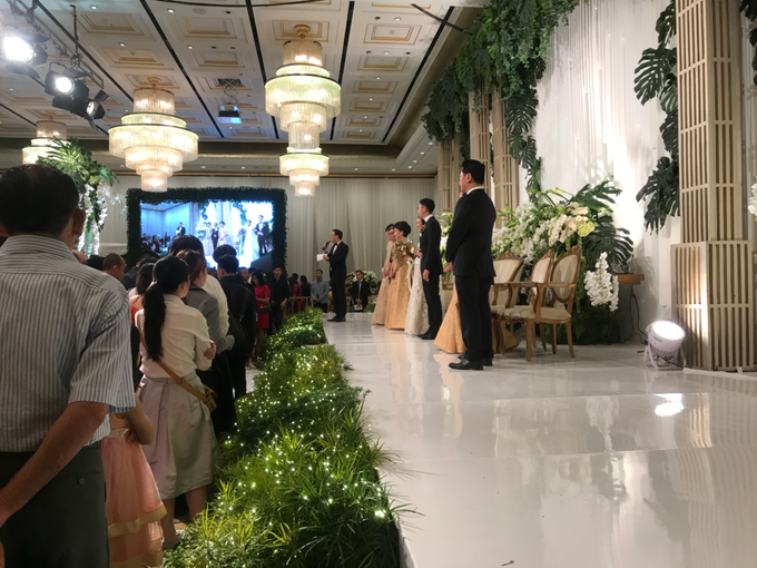 THE WEDDING OF DANIEL & CLARISA by Voyage Entertainment - 026