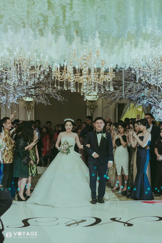 The wedding of Sevvy & Minghan by Voyage Entertainment - 001