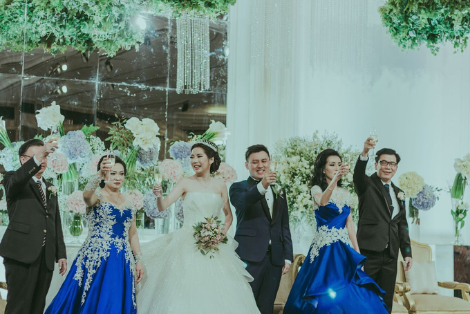 The wedding of Sevvy & Minghan by Voyage Entertainment - 005